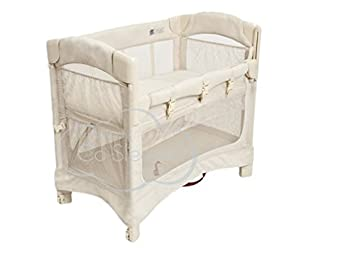 Arms Reach Concepts Mini Ezee 2-in-1 Bedside Bassinet - Natural