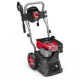Briggs & Stratton 20593 2.3-GPM 2800-PSI Gas Pressure Washer with 850-Professional Series 190cc Engine, Full Steel Frame and ReadyStart (Stratton Compact)