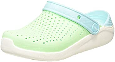 crocs Kids' Literide Clog | Slip on Athletic Shoes