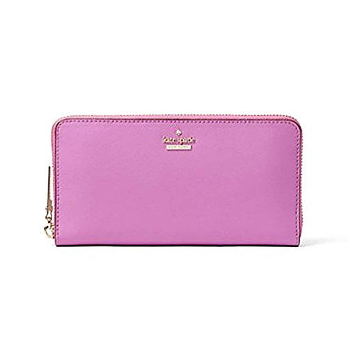 Kate Spade Women's Cameron Street Lacey Wallet, Morning Glory, OS by Kate Spade New York
