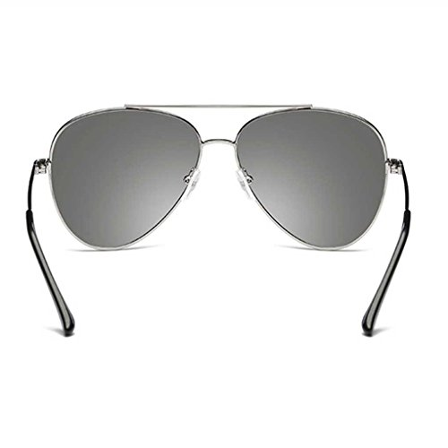 classique Coolsir Lunettes Pilot 5 Metal Mengonee Lunettes de lunettes conduite soleil Hommes Lunettes Frame soleil cool de de polarisants wzqAFq
