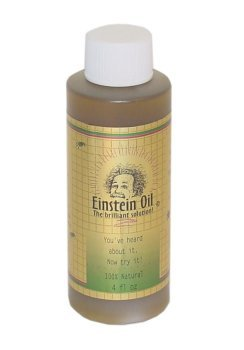 Einstein Oil 4 fl. oz. by SmallFry Enterprises