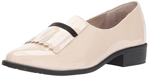 Bc Footwear Flats (BC Footwear Women's Diesel Loafer, Nude, 8.5 M US)