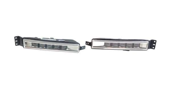 TYC 19-6159-00-1 Replacement Right Fog Lamp Compatible with Honda Accord