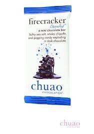 Chuao Chocolatier, Choc Bar Firecracker, 2.82 OZ (single pack)]()