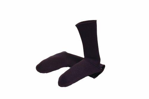 UPC 719799835143, Glacier Glove Neoprene Sock, Black, Medium