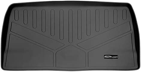 MAXLINER All Weather Cargo Liner Floor Mat Behind 3rd Row Black Compatible with 2018-2022 Honda Odyssey