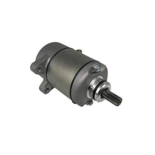 (SHUmandala Starter Motor 18607N Replace for Honda trx350 TRX350FE TRX350FM TRX350TE TRX350TM Rancher 2000-2006 ATV UTV 410-54038 HA-116 495753 2-2764-MT 31200-HN5-671 31200-HN5-A81 )