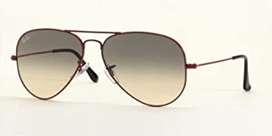 917d49eff5 Image Unavailable. Image not available for. Color  Ray-Ban RB3025 031 32  Red Sunglasses