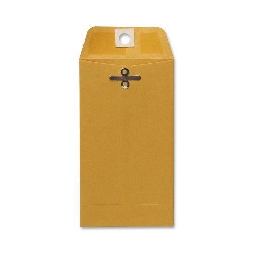 Sparco 01340 Clasp Envelope, 28Lb, 3-1/8