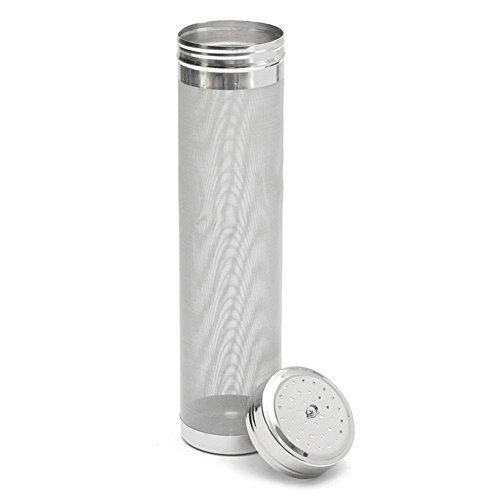 300 Micron Mesh Stainless Steel Dry Hopper for Cornelius Kegs Corny Keg Homebrewing 70mmx300mm