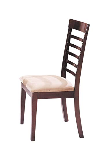 ACME Martini Cherry Side Chair Set of 2