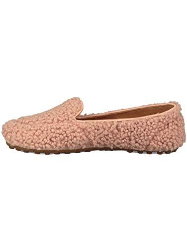 UGG Women's Hailey Fluff Loafer Suntan 9 B US B (M) ()