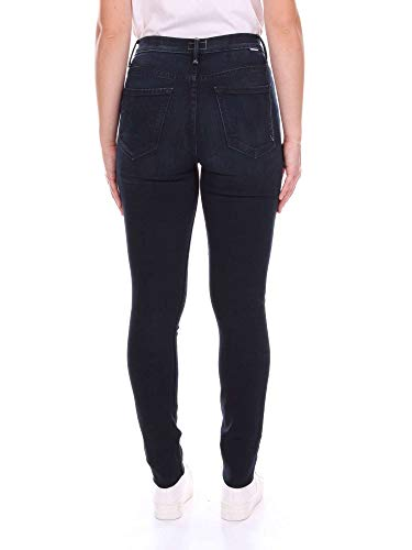Nero Cotone Mother Donna Jeans 1116462black wxUB87q