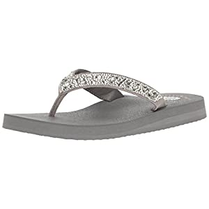 Yellow Box Women's Orchid Wedge Sandal,