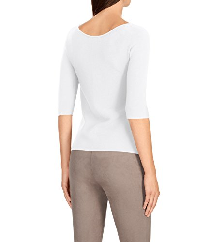 Wolford Donna Viscool Camicia 1300 white Shirt Mehrfarbig wwBfCPq