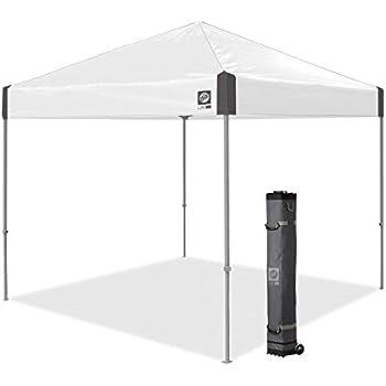 1aff04aec0c Amazon.com : E-Z UP Ambassador Instant Shelter Canopy, 10 by 10 ...