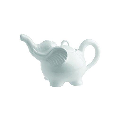 La Porcellana Bianca Elefanti Elephant Tea Pot, 25.4 ()
