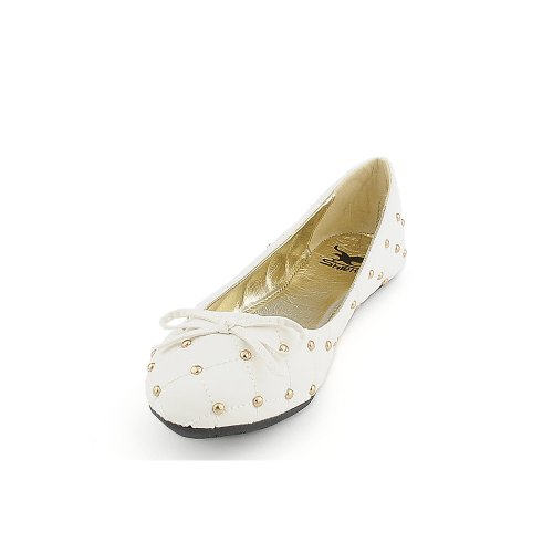 Shiekh Womens Licana-2-s Casual Flat White
