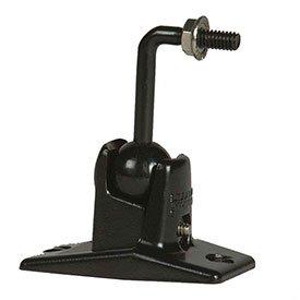 10 Lb Mount Speaker Ceiling - OmniMount Speaker Mount w/Ceiling & Wall Ball Shaft, 10-lb Weight Capacity