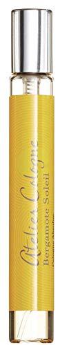 Atelier Cologne Bergamote Soleil Cologne Absolue Maison de Parfum 0.25 oz/7.5ml Travel Spray UB ()