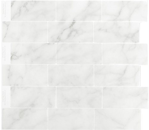 peel-impress-1125-x-10-grey-marble-subway-self-adhesive-backsplash-tile-4-pack