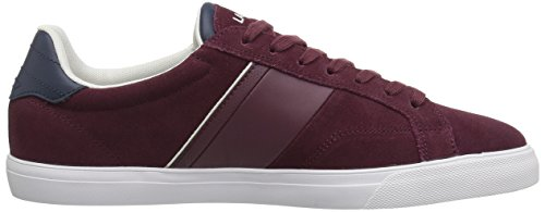 Lacoste Mens Fairlead 317 1 Sandaal Bordeaux