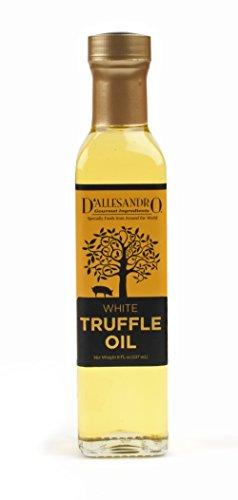 White Truffle Oil by D'Allesandro - 8 Oz Bottle