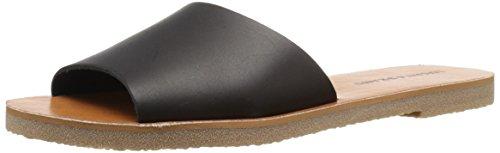 Leather Comfort Slides - 7