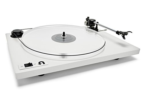 U-Turn Audio - Orbit Plus Turntable with cue lever (White)