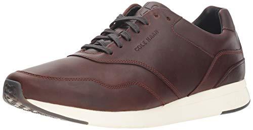 Cole Haan Men's Grandpro Runner Sneaker, Mesquite/Dark Coffe