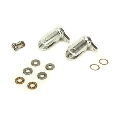 Blade Tail Rotor Blade Grip/Holder Set: 550X/600X (Blade Set Grip Rotor)