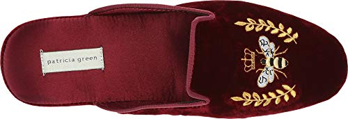 Womens Patricia Beatrice Green Patricia Burgundy Green wvnSx1fwqg