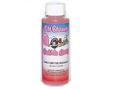 Manhattan Oil Scented Gas Additive 4 oz Full Blown Bubble Gum
