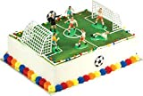 Cake Decorating Kit CupCake Decorating Kit Sports Toys (Soccer Match Kit)