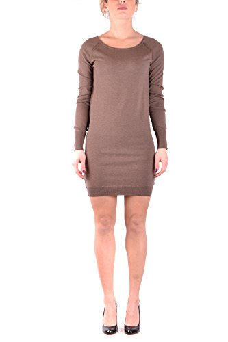 Lana Pinko Ezbc056207 Mujer Marrón Vestido SSt8B
