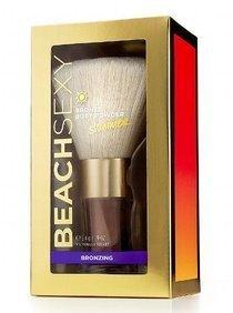 (Victoria's Secret Beach Sexy Bronze Body Powder Shimmer Brush)