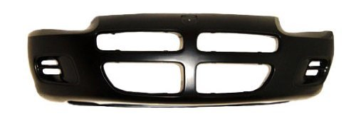 OE Replacement Dodge Stratus Front Bumper Cover (Partslink Number CH1000324)