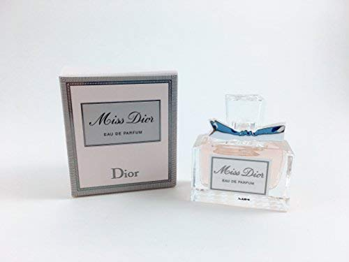 Miss Dior Eau de Parfum Mini Splash for Women, 0.17 Ounce by Dior