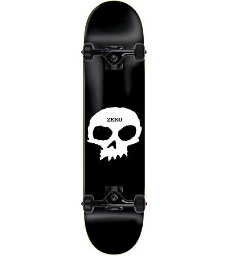 Zero Skateboard Complete SINGLE SKULL 8.0 Tensor Assembled