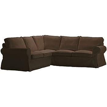 Amazoncom IKEA Original Ektorp Cover for sectional 4Seat Corner
