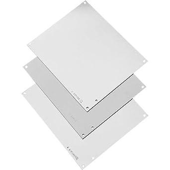 Amazon.com: Hofmann a24p16ss6 Panel, NEMA 12, tipo de acero ...