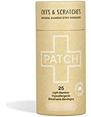 25% off PATCH Hypoallergenic Bamboo Wound Strips. Discount applied in prices displayed