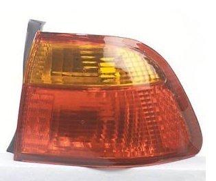 99 civic sedan tail lights - 4