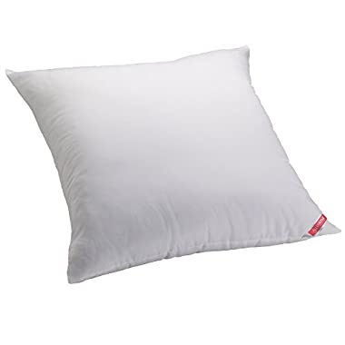 Aller-Ease Cotton Allergy Protection Euro Pillow (Pack of 2)