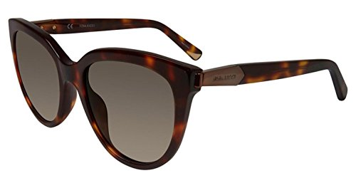 Sunglasses Nina Ricci SNR 066 Orange Dark Havana - Ricci Nina Sunglasses