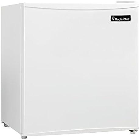 Magic Chef MCBR160W2 Refrigerator 1 6 Cu Ft White