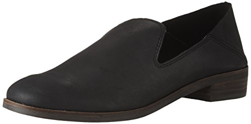 Lucky Brand Women's Cahill Loafer Flat, 9 Medium US,black