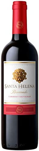Vinho Tinto Cabernet Sauvignon Santa Helena Reservado 750ml