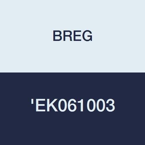 BREG EK061003 G3 Brace XL Extended Cool Open Cell Foam Pads Universal